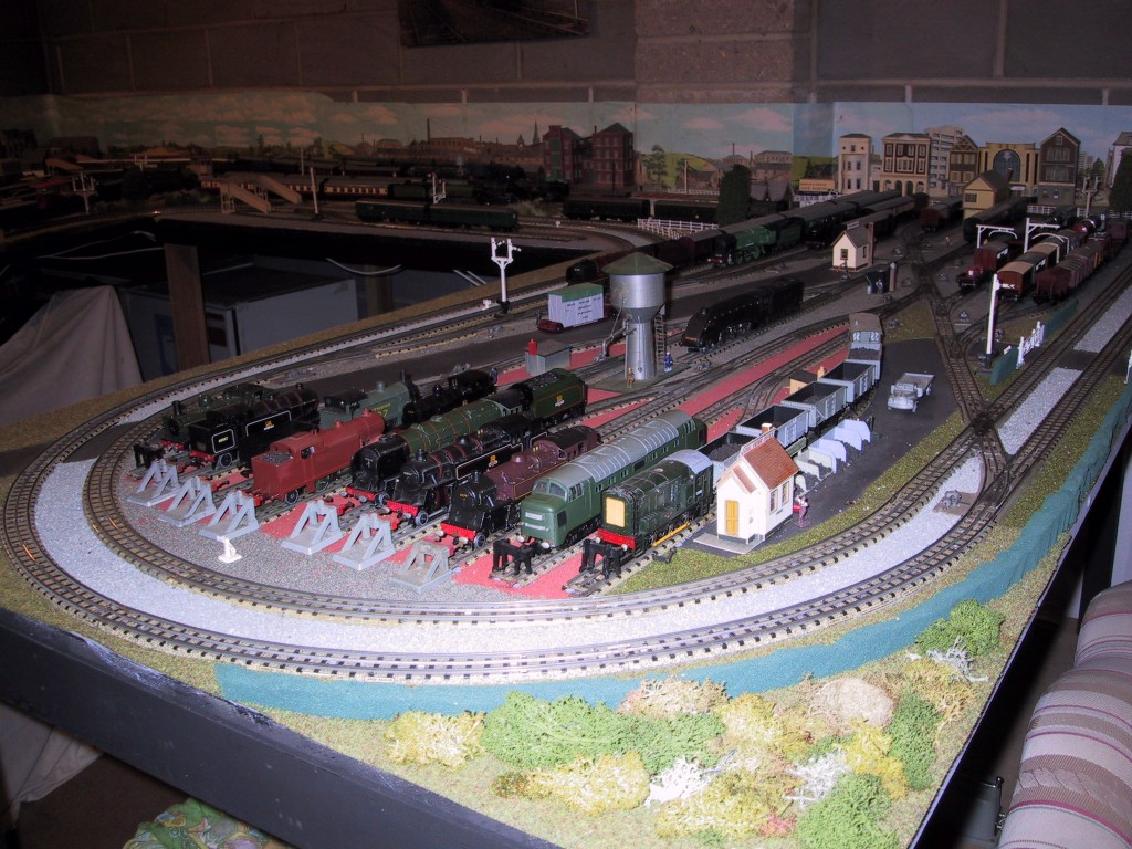 My Layout Model Railroad Incline Railway Control Circuit I Had Forgotten How Long It Took To Get The Extension Running And Frustrations Involved Was Good That Published This Blog As Could Look Back