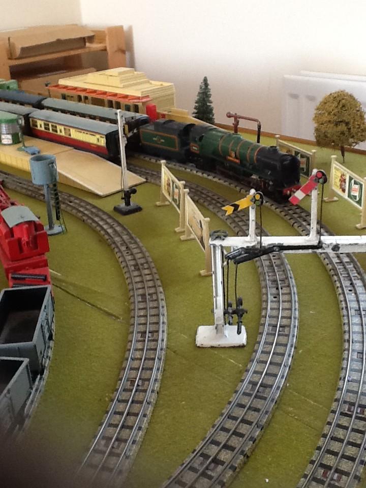 Barnstaple 3 rail