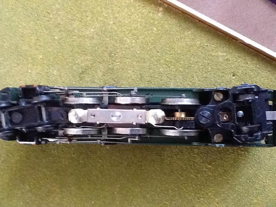 Barnstaple 3 rail conversion